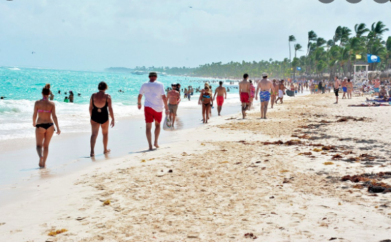 Turismo: Playa de Punta Cana